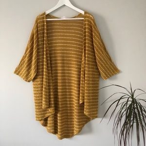 💸💸Lularoe Sweater lightweight cardigan